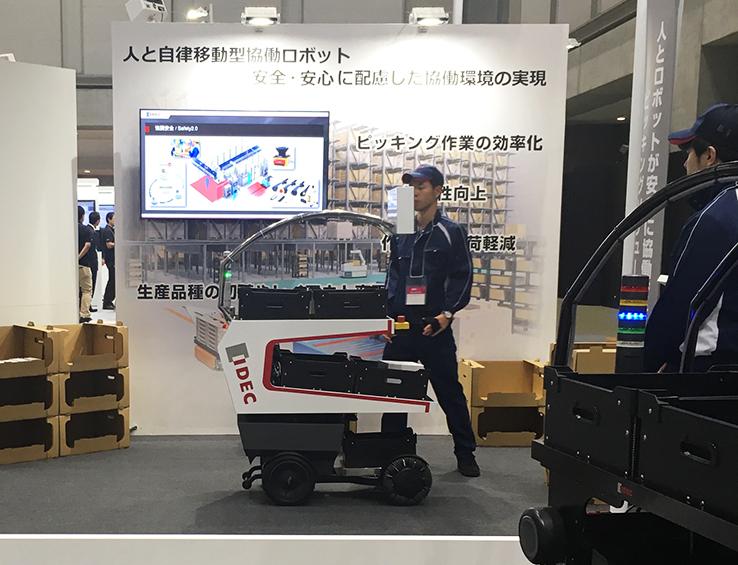IIFES2019(アイアイフェス 旧:SCF/計測展TOKYO)、IDEC展示ブースレポート