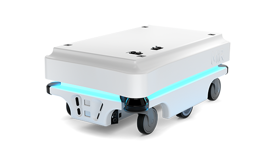 自律走行搬送ロボット「MiR100」レンタルサービス開始のお知らせ