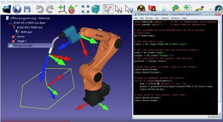 ロボットシミュレーターRoboDK