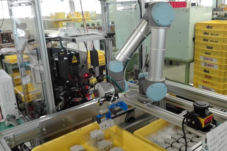 MONOist 取材記事「協働ロボットはコロナ禍の人作業を補う手段となり得るか」